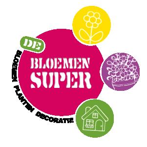 De BloemenSuper Logo